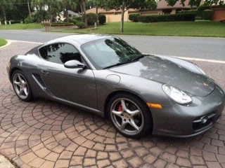2008 Porsche Cayman S at Drivers Choice Motors Inc in Longwood FL