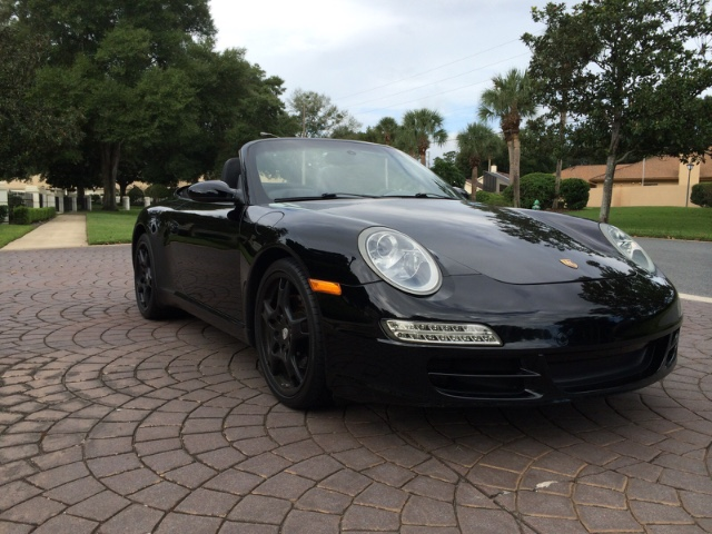 2007 Porsche Cabriolet   at Drivers Choice Motors Inc in Longwood FL