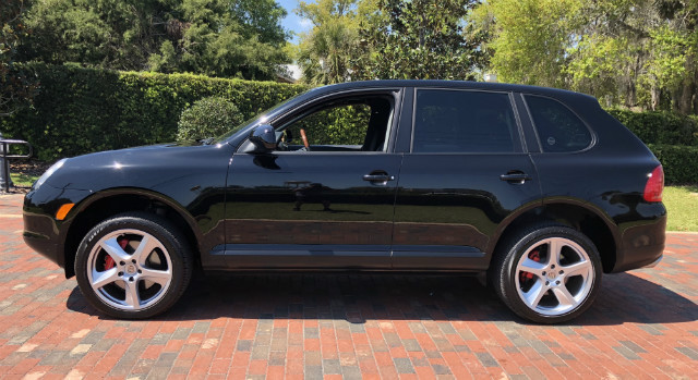 2006 Porsche Cayenne TURBO at Drivers Choice Motors Inc in Longwood FL