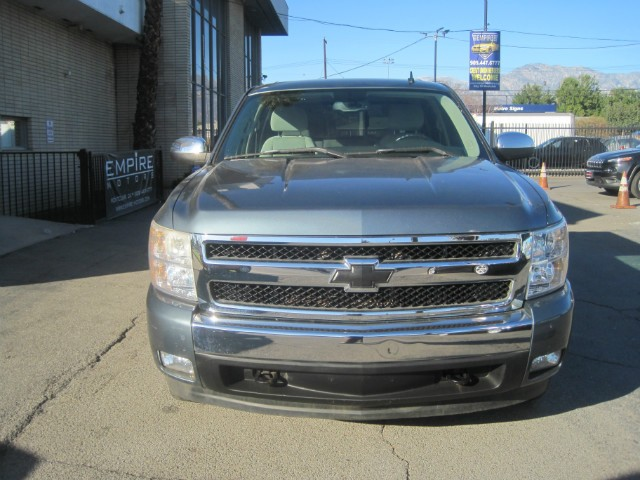 2007 Chevrolet Silverado 1500 LT w/2LT 4X4 at Empire Motors in Montclair CA
