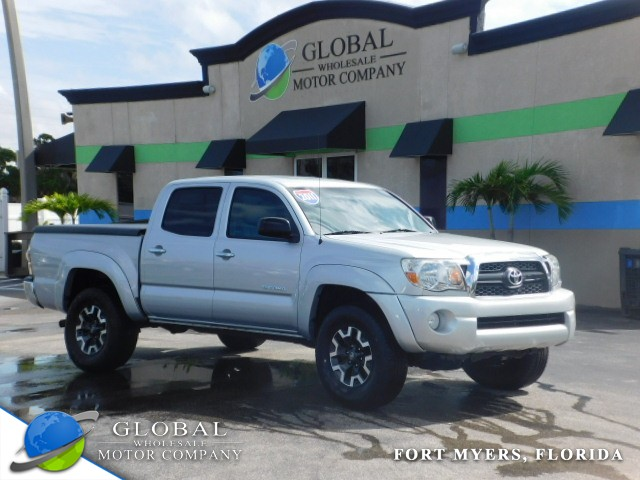 2011 Toyota Tacoma PreRunner at Global Wholesale Motor Co INC. in Fort Myers FL