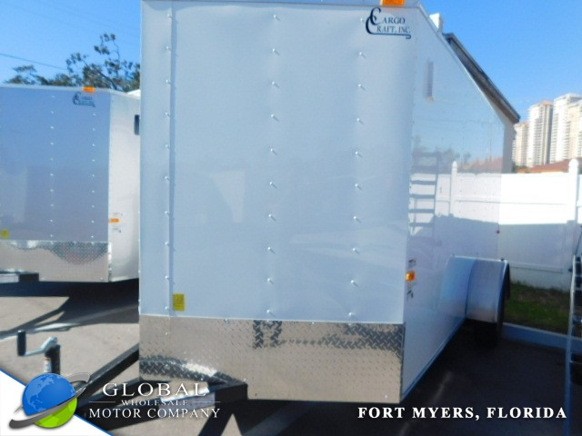 2019 Cargo Craft RV7141 ENCLOSED TRAILER at Global Wholesale Motor Co INC. in Fort Myers FL