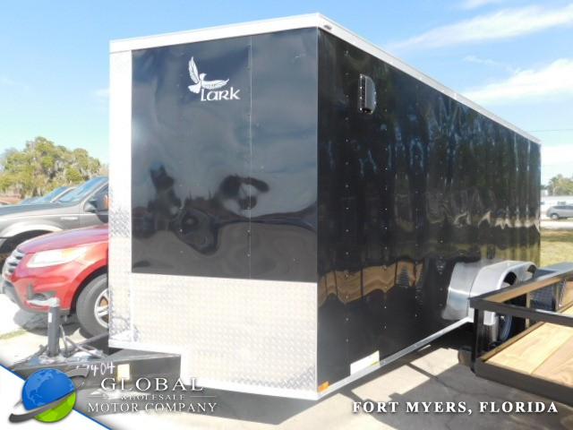 2019 Lark VT716TA 7 x 16 ENCLOSED TRAILER at Global Wholesale Motor Co INC. in Fort Myers FL