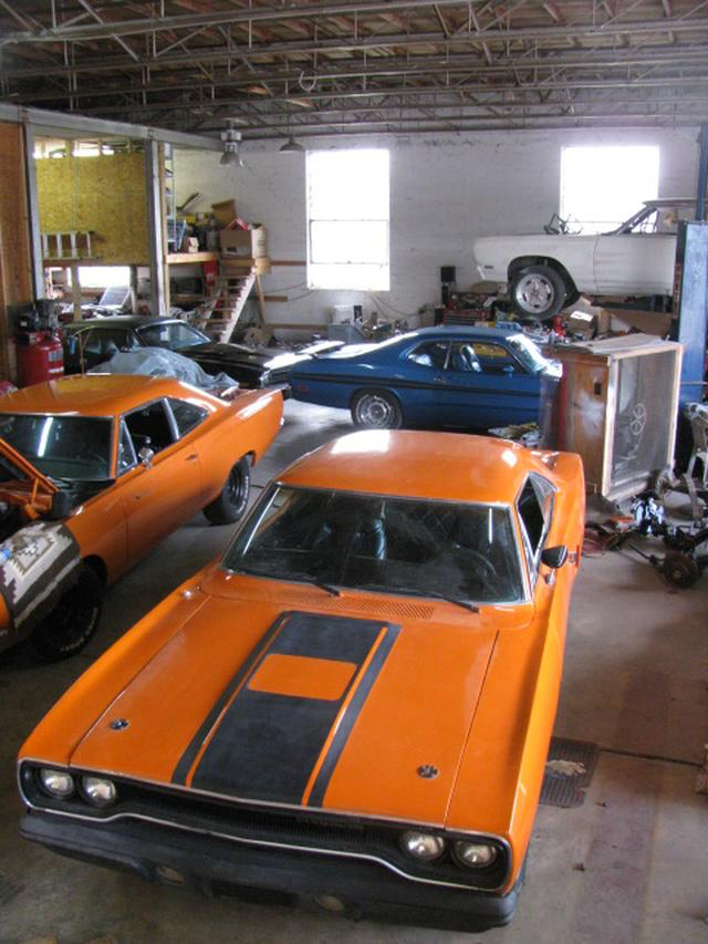 1970 Plymouth Roadrunner TRACK-PACK at Lucas Mopars in Cuero TX
