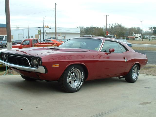 1974 Dodge Challenger   at Lucas Mopars in Cuero TX