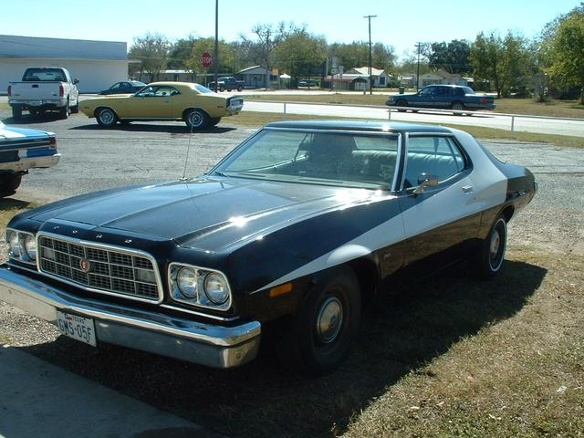 1973 Ford Gran Torino   at Lucas Mopars in Cuero TX
