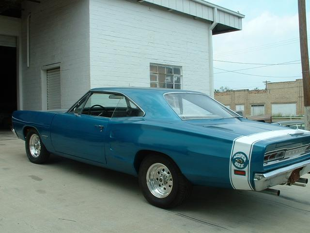 1969 Dodge Coronet   at Lucas Mopars in Cuero TX