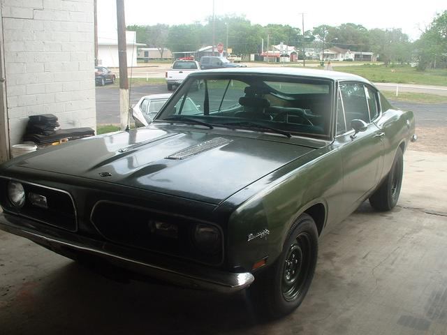 1969 Plymouth Barracuda   at Lucas Mopars in Cuero TX