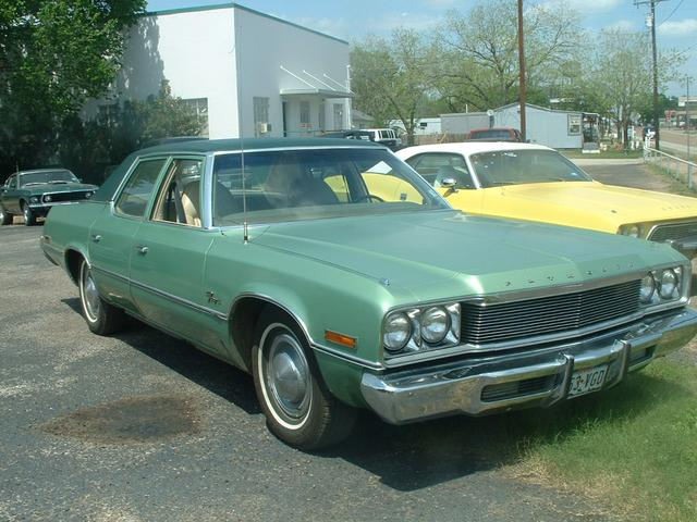 1974 Plymouth FURY   at Lucas Mopars in Cuero TX