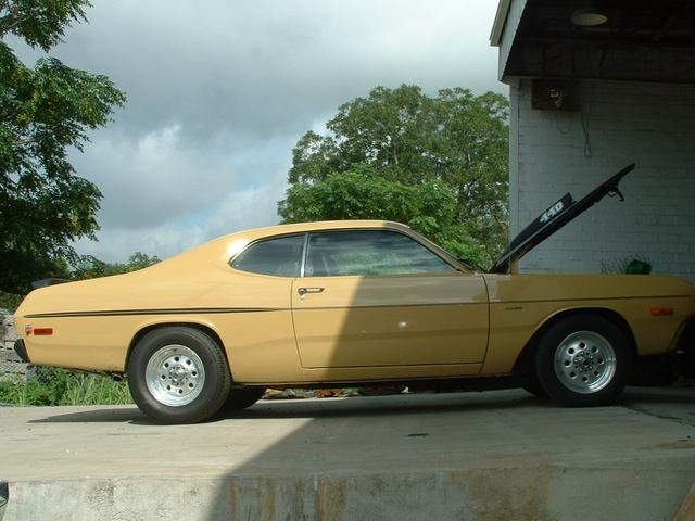 1975 Dodge Dart   at Lucas Mopars in Cuero TX