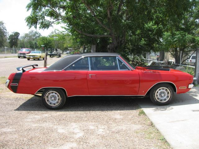 1971 Dodge Dart   at Lucas Mopars in Cuero TX