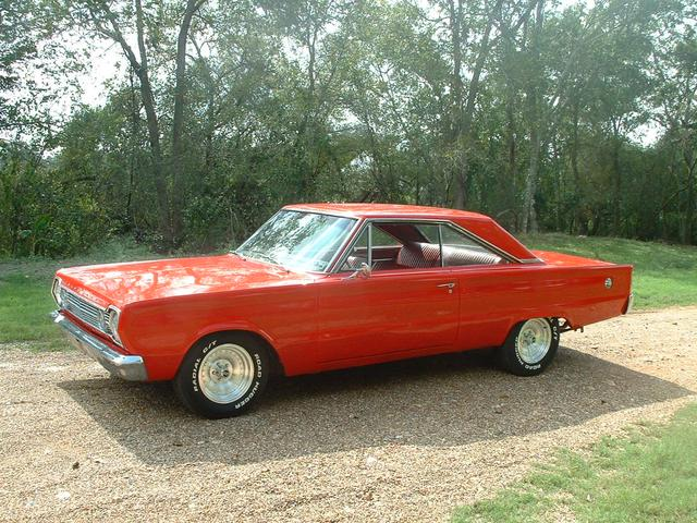 1966 Plymouth Belvedere   at Lucas Mopars in Cuero TX
