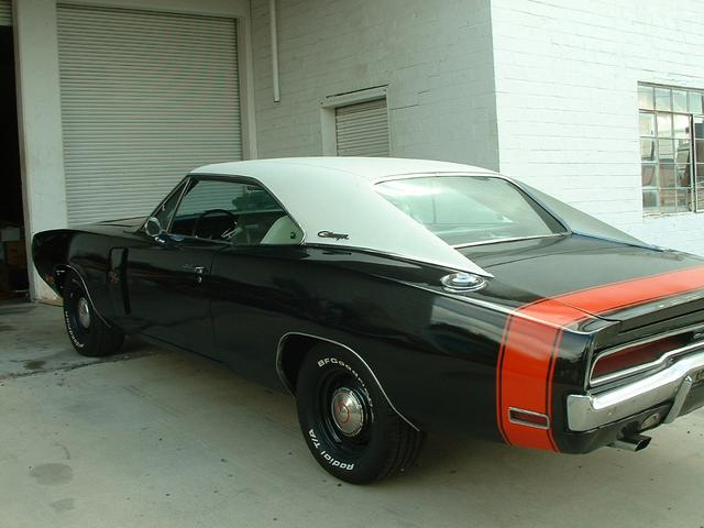 1970 Dodge Charger   at Lucas Mopars in Cuero TX