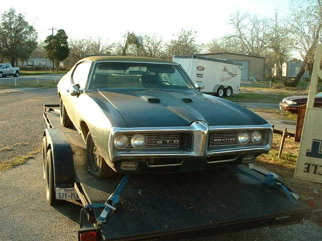 1969 Pontiac GTO   at Lucas Mopars in Cuero TX