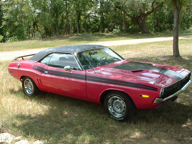 1971 Dodge Challenger   at Lucas Mopars in Cuero TX