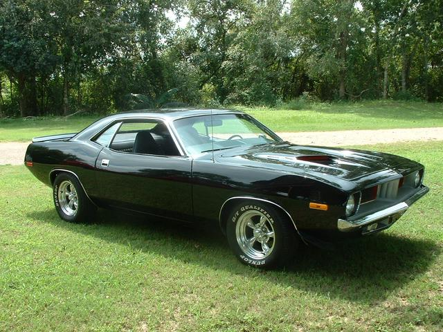 1973 Plymouth Barracuda   at Lucas Mopars in Cuero TX