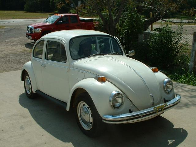 1972 Volkswagen Beetle   at Lucas Mopars in Cuero TX