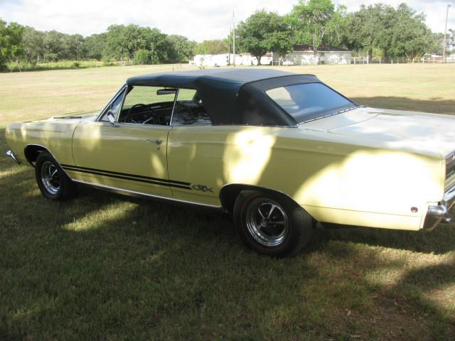 1968 Plymouth GTX Convertible at Lucas Mopars in Cuero TX