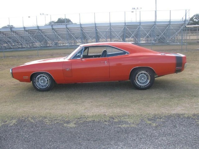 1970 Dodge Charger R/T at Lucas Mopars in Cuero TX