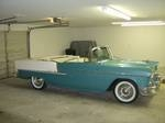 1955 Chevrolet Bel Air Convertible   at Lucas Mopars in Cuero TX