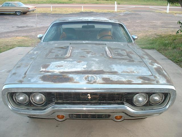 1971 Plymouth Roadrunner   at Lucas Mopars in Cuero TX