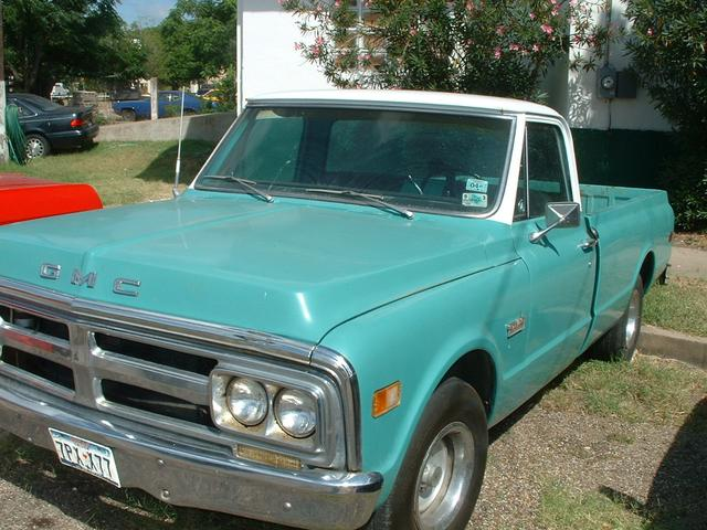 1972 GMC C/K Pickup   at Lucas Mopars in Cuero TX