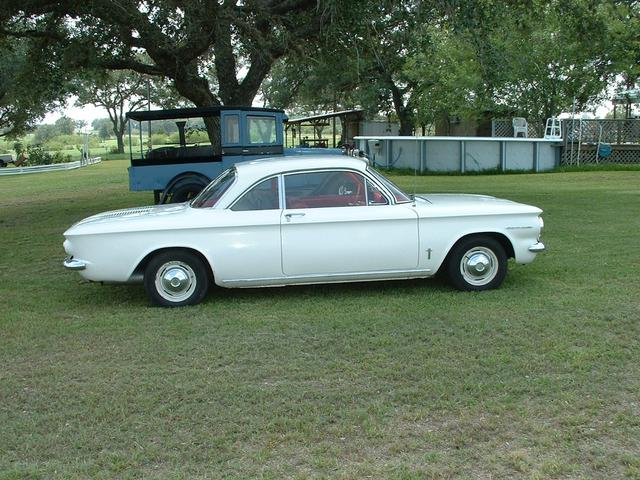 1960 Chevrolet Corvair MONZA at Lucas Mopars in Cuero TX