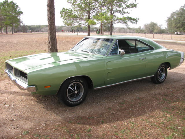 1969 Dodge Charger R/T S/E at Lucas Mopars in Cuero TX