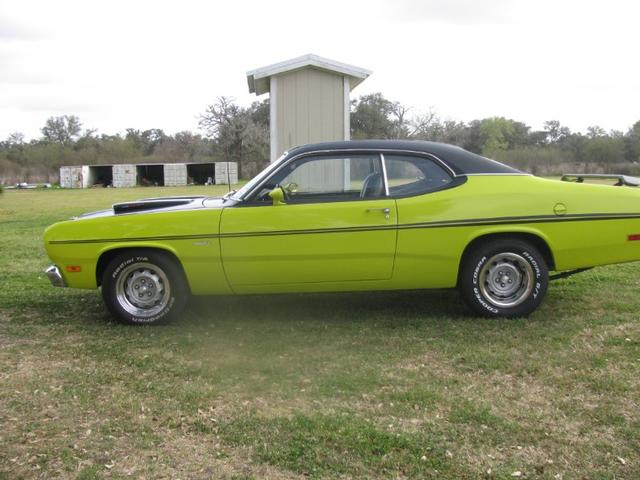 more details - plymouth duster