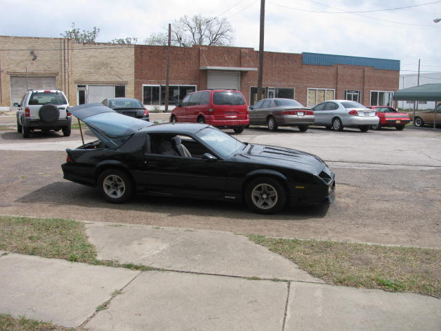 1992 Chevrolet Camaro 25TH Anversery RS at Lucas Mopars in Cuero TX