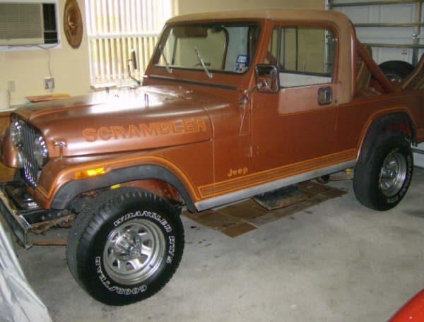 1982 Jeep jeep   at Lucas Mopars in Cuero TX