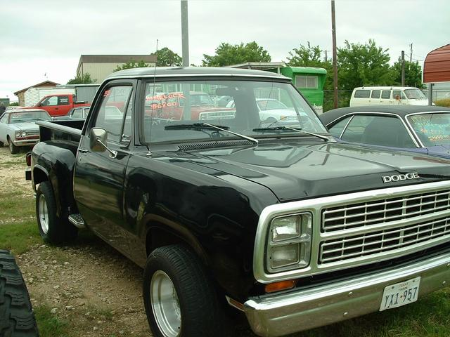 1979 Dodge warlock  at Lucas Mopars in Cuero TX