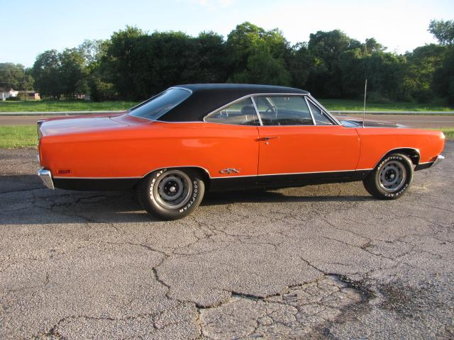 1969 Plymouth GTX Super Trac-Pak at Lucas Mopars in Cuero TX