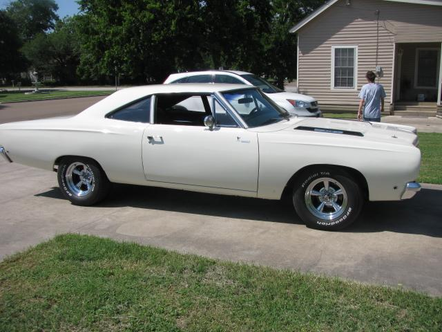 1968 Plymouth Roadrunner   at Lucas Mopars in Cuero TX