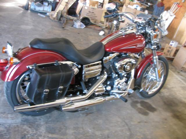 2007 Harley-Davidson FXDL   at Lucas Mopars in Cuero TX