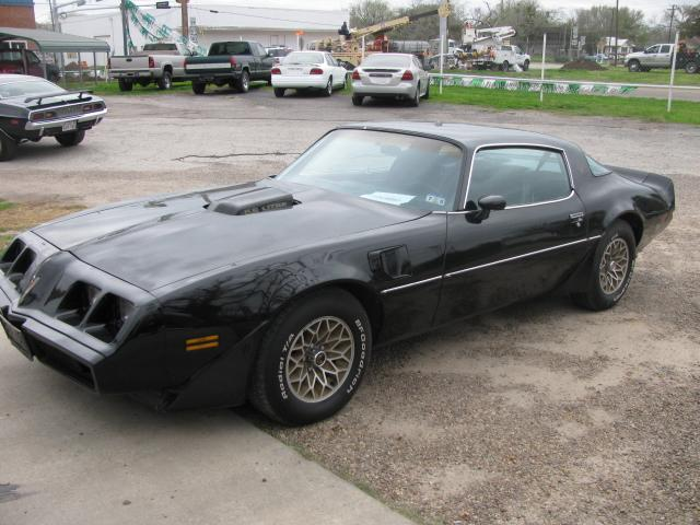 1979 Pontiac Firebird TRANS AM at Lucas Mopars in Cuero TX