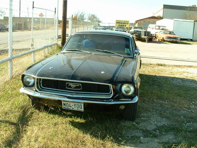 1968 Ford Mustang  at Lucas Mopars in Cuero TX