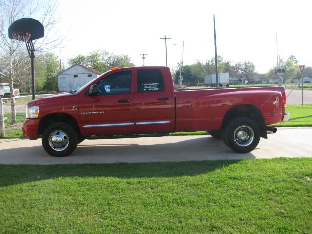 2006 Dodge Ram 3500 LARAMIE at Lucas Mopars in Cuero TX
