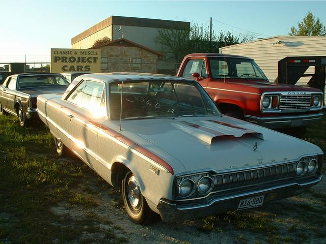 1965 Dodge 880  at Lucas Mopars in Cuero TX