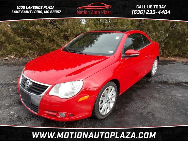 2009 Volkswagen EOS Komfort at Motion Auto Plaza in Lake St. Louis MO