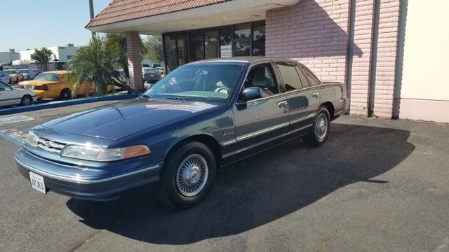 1997 Ford Crown Victoria   at Wild Rose Motors - Policefleetonline.com in Anaheim CA