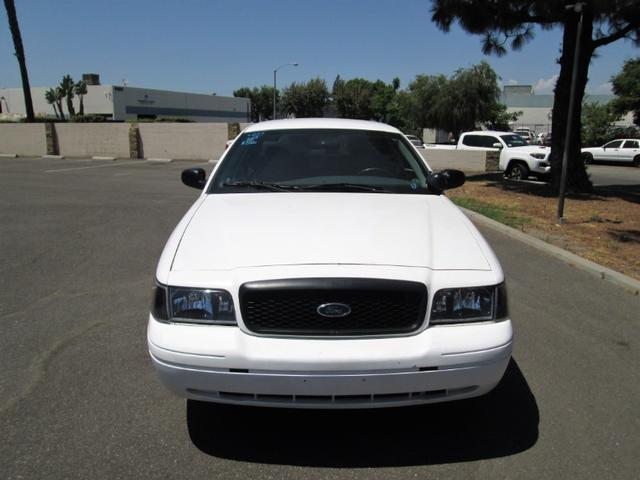 2003 Ford Crown Victoria Police Interceptor at Wild Rose Motors - Policefleetonline.com in Anaheim CA
