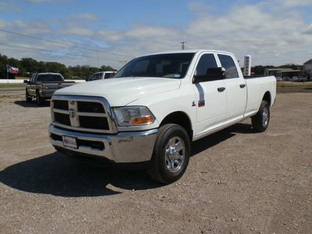 2012 Ram 2500 CREW CAB 4X4 at Texas Frontline Trucks in Canton TX