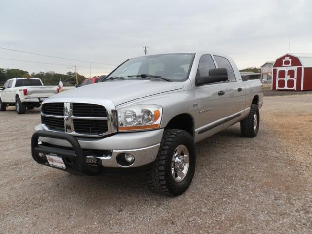 2006 Dodge Ram 1500 MEGA CAB 4X4 SLT at Texas Frontline Trucks in Canton TX