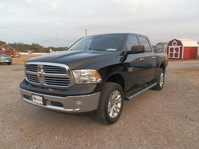 2013 Ram 1500 CREW CAB 4X4 at Texas Frontline Trucks in Canton TX
