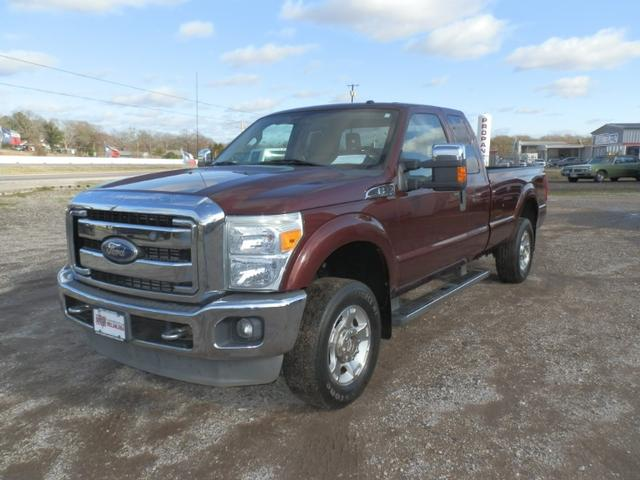 2011 Ford Super Duty F-250 EXT CAB 4X4 at Texas Frontline Trucks in Canton TX