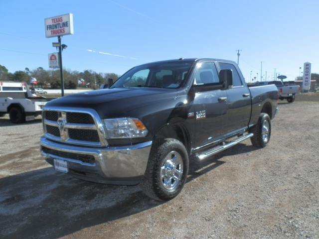 2017 Ram 2500 CREW CAB 4X4 at Texas Frontline Trucks in Canton TX