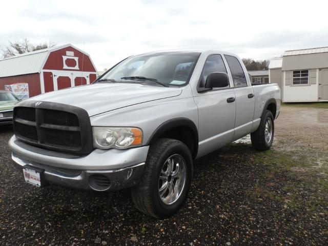 2005 Dodge Ram 1500 QUAD CAB 4X4 at Texas Frontline Trucks in Canton TX