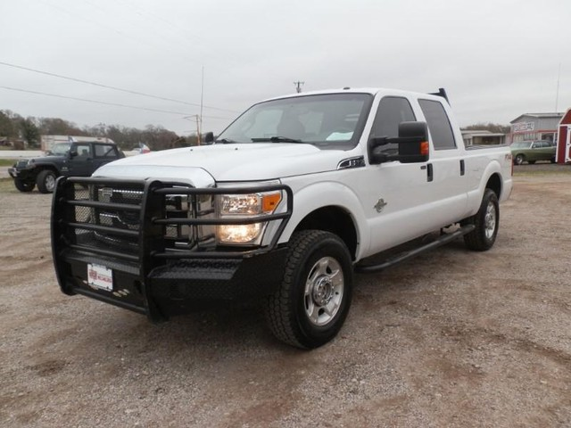 2015 Ford Super Duty F-250 CREW CAB 4X4 at Texas Frontline Trucks in Canton TX