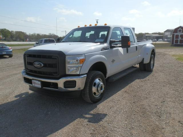 2012 Ford Super Duty F-350 CREW CAB 4X4 at Texas Frontline Trucks in Canton TX